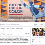Facebook event cover design